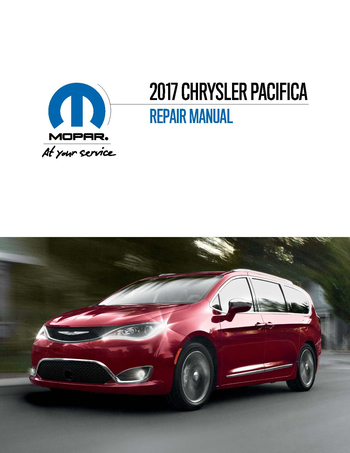 Chrysler Pacifica 2017-Present